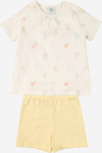 SANETTA Pyjama en beige, Vue avec produit