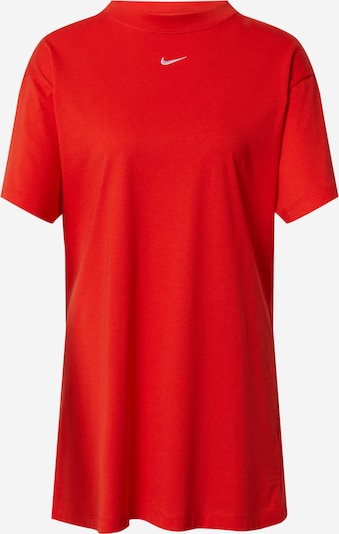 Nike Sportswear Sportska haljina u crvena / bijela, Pregled proizvoda