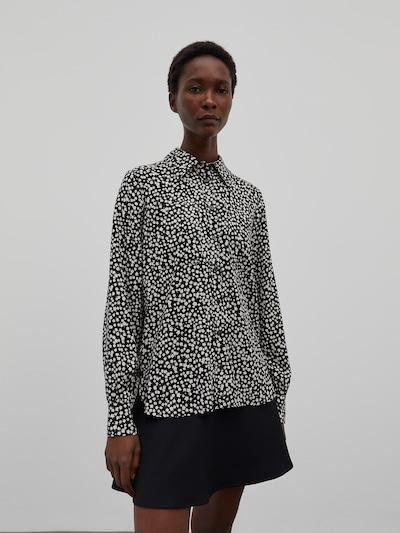 EDITED Μπλούζα 'Stephanie' σε μαύρο, Άποψη μοντέλου