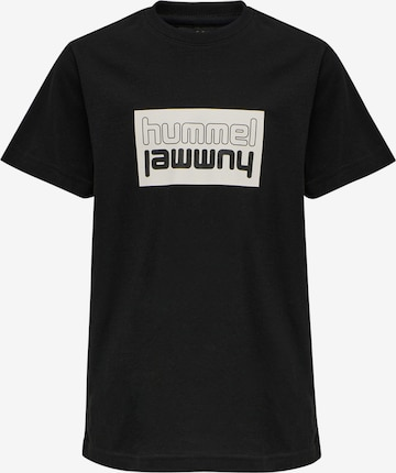 Hummel Shirt in Schwarz