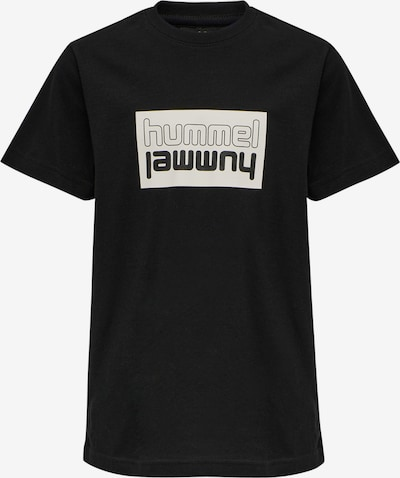 Hummel Performance Shirt in Black / White, Item view