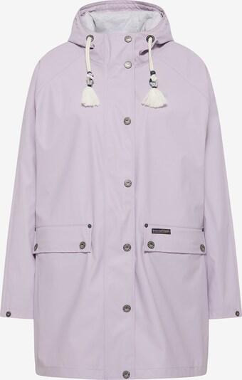 Schmuddelwedda Regenmantel in lavendel, Produktansicht
