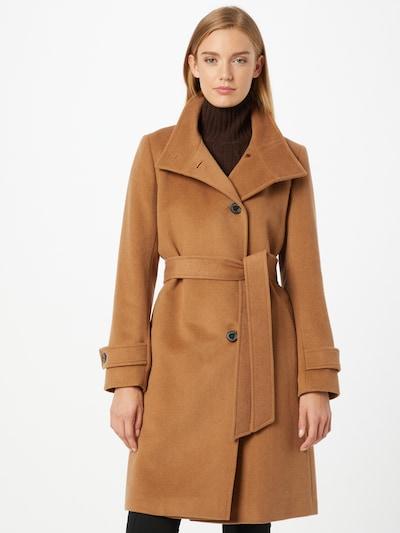 Lauren Ralph Lauren Ανοιξιάτικο και φθινοπωρινό παλτό σε καφέ, Άποψη μοντέλου