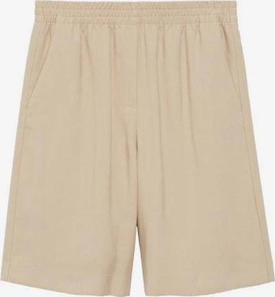 MANGO Shorts in nude, Produktansicht