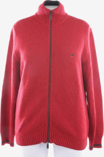 Etro Pullover / Strickjacke in L in rot, Produktansicht