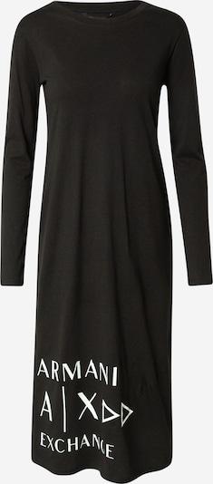 ARMANI EXCHANGE Šaty - černá / bílá, Produkt