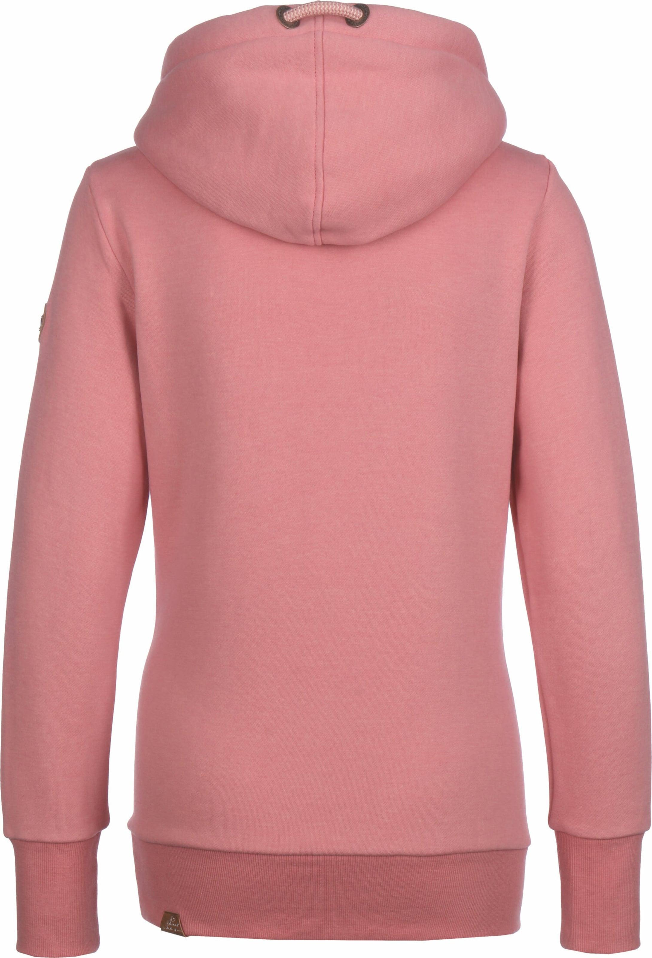 Ragwear Sweatshirt 'Gripy Bold' i rosa