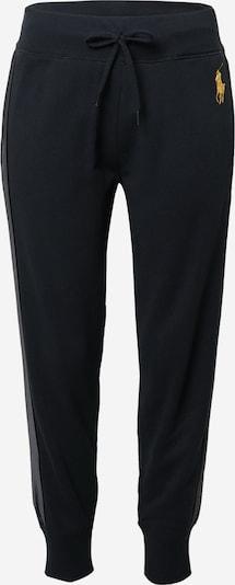 Pantaloni POLO RALPH LAUREN pe galben / negru, Vizualizare produs