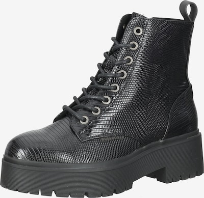 BULLBOXER Lace-Up Ankle Boots in Black, Item view