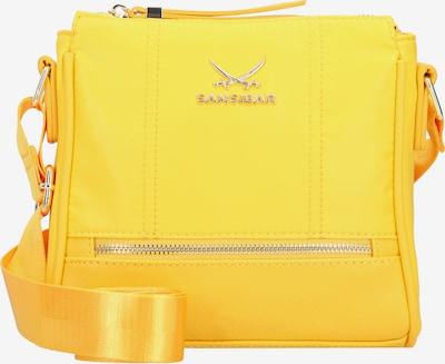 SANSIBAR Umhängetasche in gelb, Produktansicht