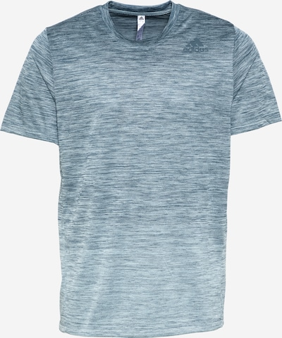 ADIDAS PERFORMANCE Funkcionalna majica | bež / mornarska barva, Prikaz izdelka