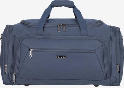 D&N Reisetasche in dunkelblau, Produktansicht