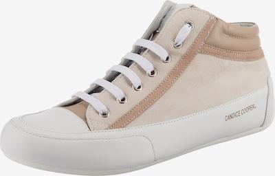 Candice Cooper Sneakers High in beige, Produktansicht
