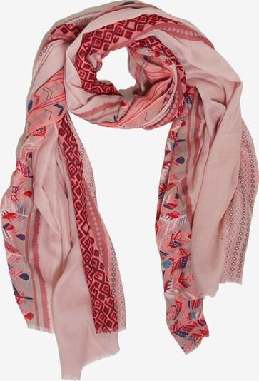 Emma & Kelly Sjaal in de kleur Rosa, Productweergave