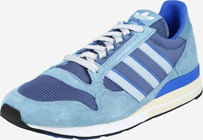 ADIDAS ORIGINALS Sneakers low 'ZX 500' in blue / light blue / white, Item view