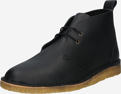 EKN Footwear Δετό παπούτσι 'Max' σε μαύρο, Άποψη προϊόντος