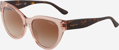 VOGUE Eyewear Sunglasses '0VO5339S' in Cognac / Dark brown / Powder, Item view