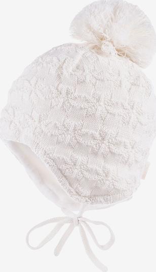 MAXIMO Gorra 'JANNE' en blanco lana, Vista del producto