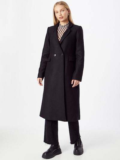 IVY & OAK Prijelazni kaput u crna, Prikaz modela