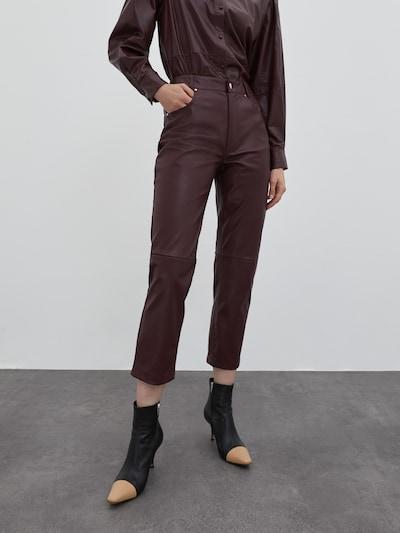 EDITED Hose  'Maresa' in rot, Modelansicht