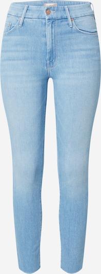 MOTHER Vaquero 'The Looker Ankle Fray' en azul claro, Vista del producto