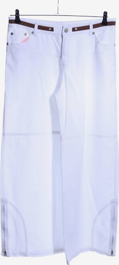 Didi Marlenehose in L in weiß, Produktansicht