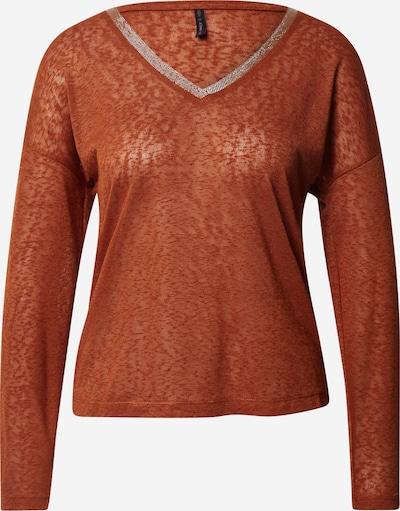 ONLY T-shirt 'Rita' en ocre, Vue avec produit