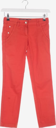 Jacob Cohen Hose in XS in rot, Produktansicht