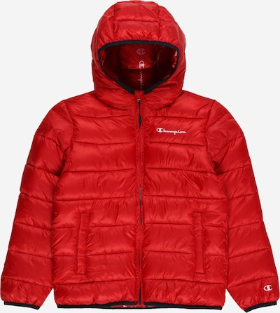 Champion Authentic Athletic Apparel Prechodná bunda - červená / čierna / biela, Produkt