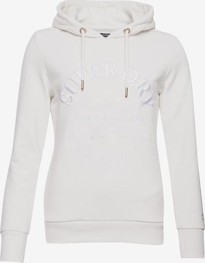 Superdry Sweatshirt in offwhite, Produktansicht