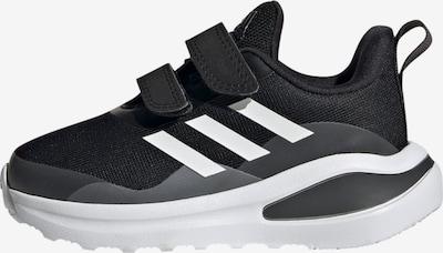 ADIDAS PERFORMANCE Sportschuh 'FortaRun' in schwarz / weiß, Produktansicht