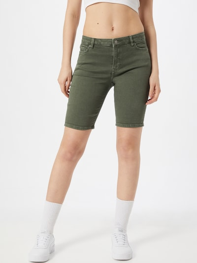 ESPRIT Jeans in de kleur Kaki, Modelweergave