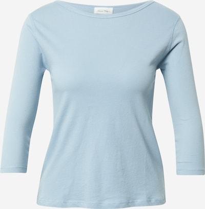AMERICAN VINTAGE Тениска 'Decatur' в светлосиньо, Преглед на продукта