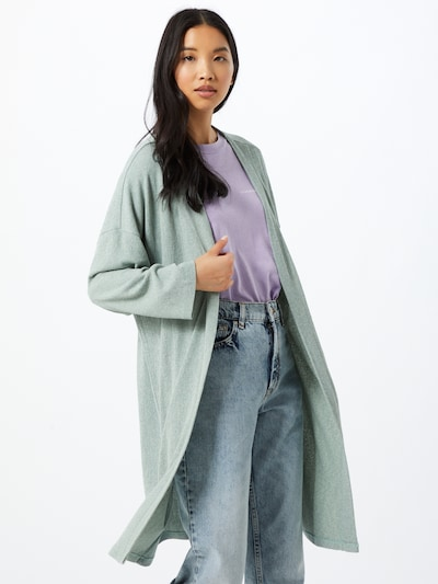 ONLY Cardigan 'Diana' in mint: Frontalansicht
