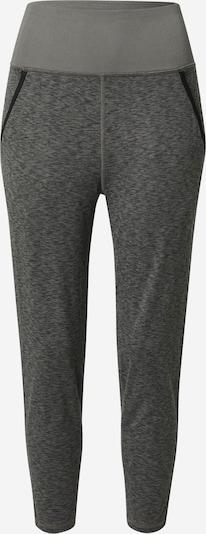 Pantaloni sport PUMA pe gri fumuriu / negru, Vizualizare produs