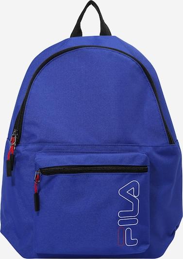 FILA Rucksack ' S´COOL' in blau / rot / weiß, Produktansicht