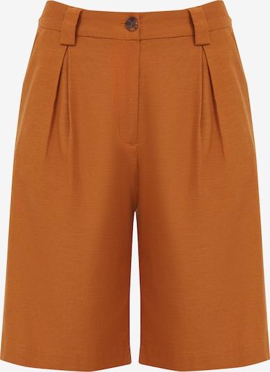 Finn Flare Shorts in cognac, Produktansicht