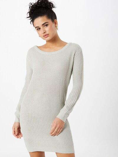 világosszürke Missguided Kötött ruhák 'Ayvan', Modell nézet