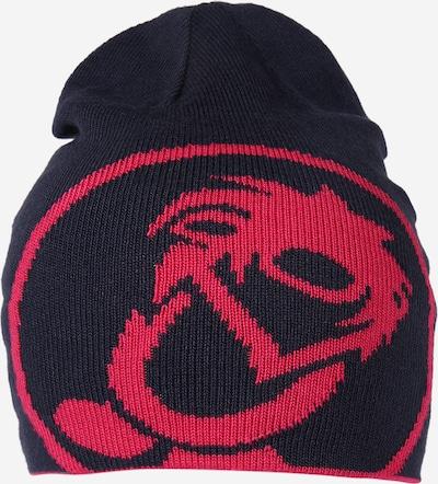 Sportinė kepurė 'Fjord' iš TROLLKIDS , spalva - tamsiai mėlyna / rausvai raudona, Prekių apžvalga