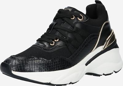 Sneaker low 'THALIRI' ALDO pe auriu / negru, Vizualizare produs