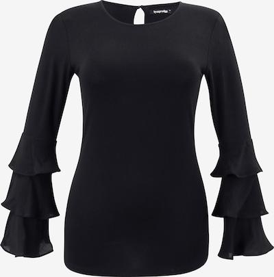 trueprodigy Shirt 'Cleo' in schwarz, Produktansicht