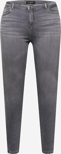 ONLY Carmakoma Jeans 'Laola' i grey denim, Produktvisning
