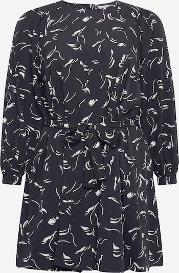 Rochie 'Nellie' Vero Moda Curve pe negru / alb, Vizualizare produs