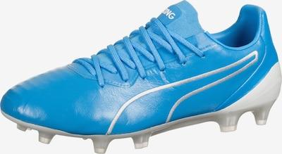 PUMA Fußballschuh in blau / weiß, Produktansicht