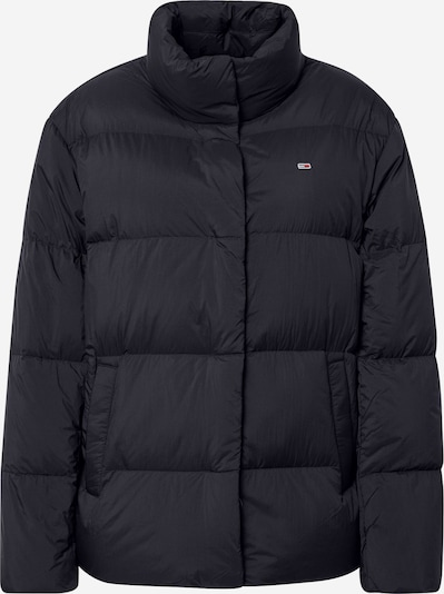 Tommy Jeans Winter jacket in Black, Item view