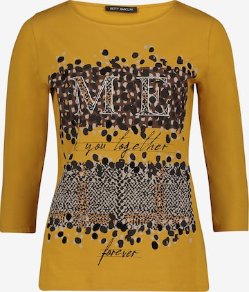 Betty Barclay Shirt in Yellow