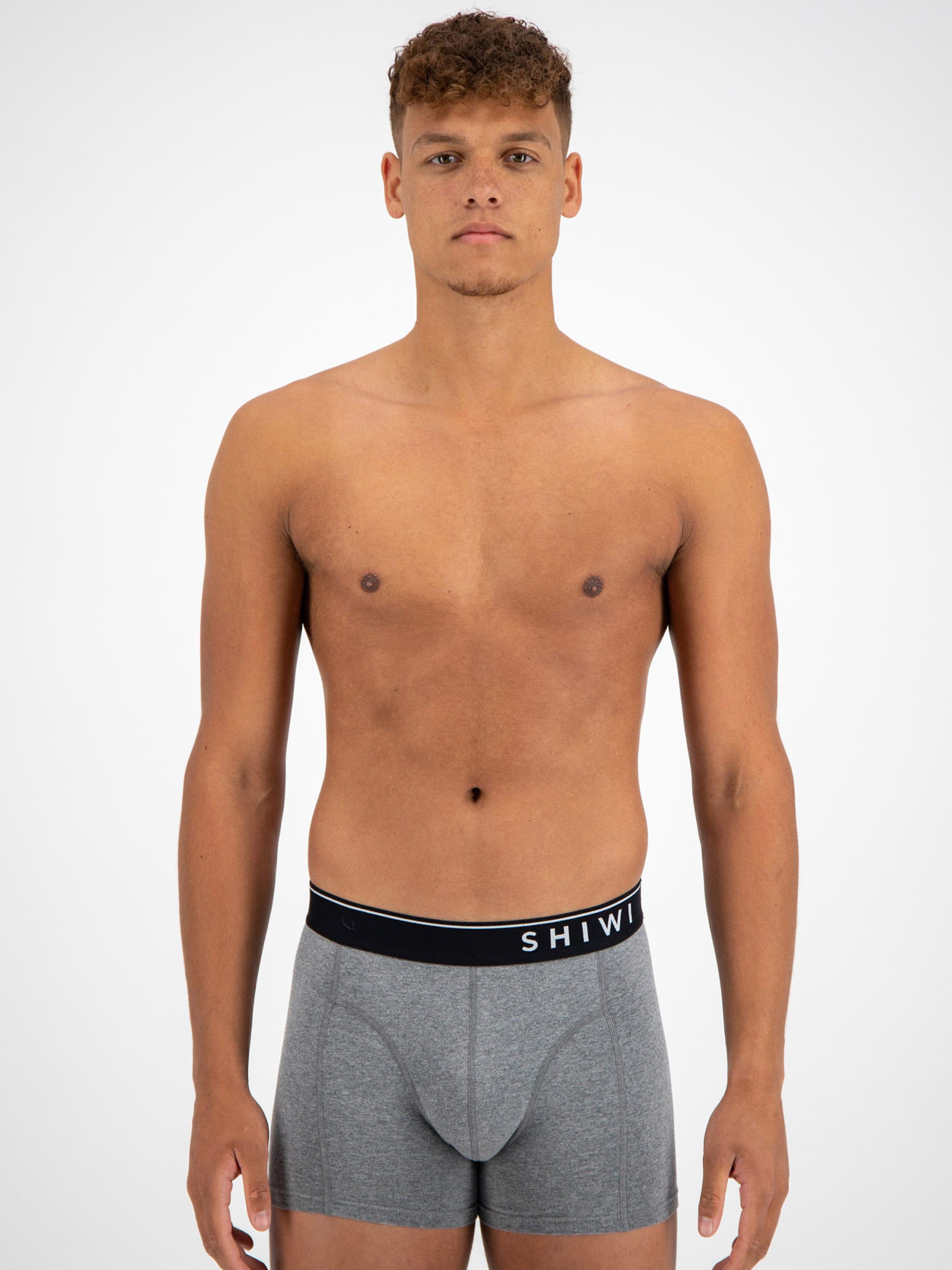Shiwi Boxershorts i svart / vit