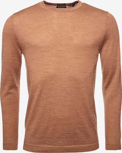 Superdry Pullover in braun, Produktansicht