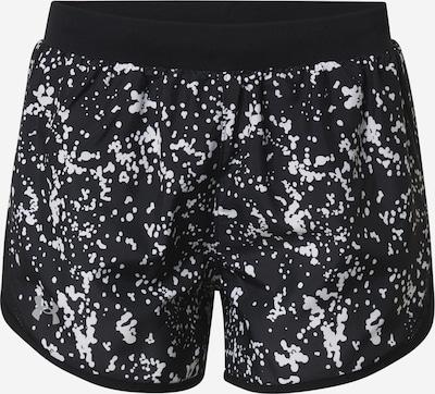 UNDER ARMOUR Sportovní kalhoty 'Fly By 2.0' - černá / bílá, Produkt