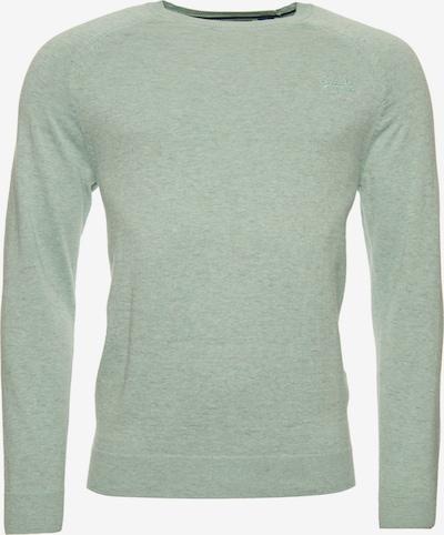 Superdry Pullover in hellgrün, Produktansicht